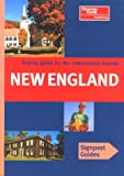 Signpost Guide New England, Tom Brass and Patricia Harris, 0762706783
