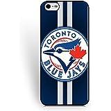 MLB-Iphone 6/6s Plus Phone Cases Toronto Blue Jays for Athlete Holiday Baseball Team Logo Case for Iphone 6/6s Plus Hard Plastic