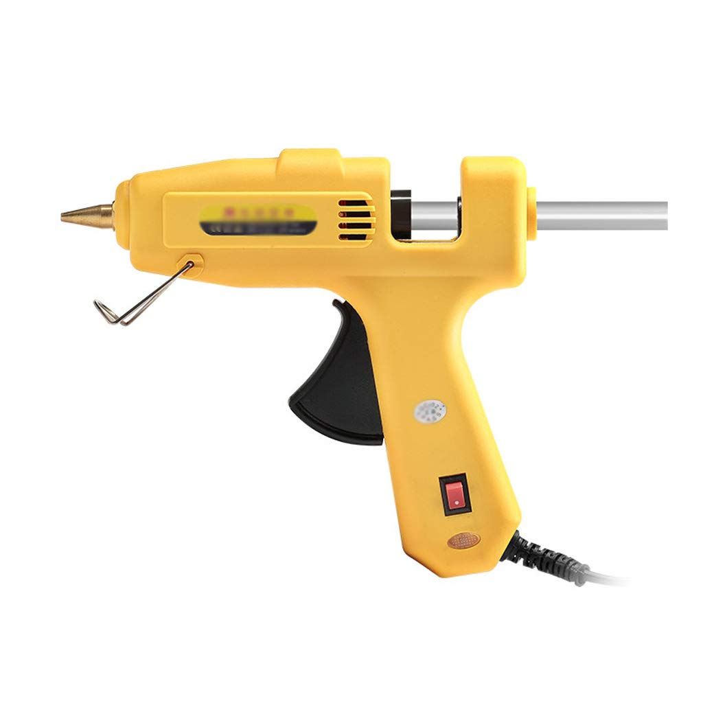 DONGYUA 100w Hot Melt Glue Gun Hand-Made 11mm Glue Stick Small Home Hot Melt Glue Grab Temperature