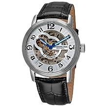 Stuhrling Original Men's 107BG.33152 Othello Classic Automatic Silver Tone Dial Watch
