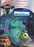Monsters, Inc. Disney Read-Along