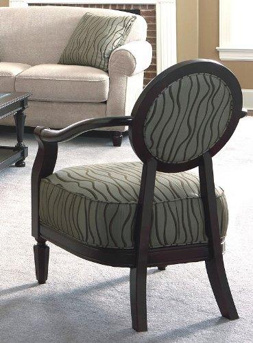 Astounding Amazon Com Elegant Design Sage Fabric Accent Arm Chair Pdpeps Interior Chair Design Pdpepsorg