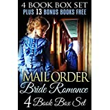 Mail Order Bride 4 Book Box Set: ROMANCE: Collections and Short Stories