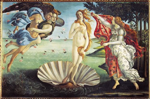 Clementoni Birth of Venus 4000 Piece Jigsaw Puzzle