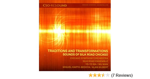 Traditions and Transformations - Sounds of Silk Road Chicago by Chicago Symphony Orchestra on Amazon Music - Amazon.com
