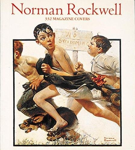 Norman Rockwell: 332 Magazine Covers (Tiny Folio) (Norman Rockwell Cover)