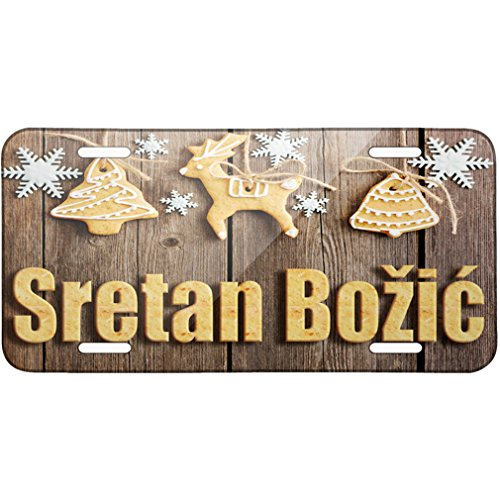 merry christmas in bosnian