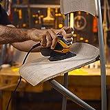 Coceca 100pcs Mouse Detail Sandpaper, Sander Pads