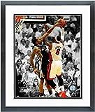 Kawhi Leonard San Antonio Spurs 2014 NBA Finals Game 4 Action Photo (Size: 22.5'' x 26.5'') Framed
