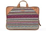 Laptop Bag Red Durrie