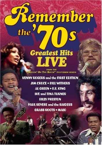 Remember the '70s - Greatest Hits Live by Shout Factory