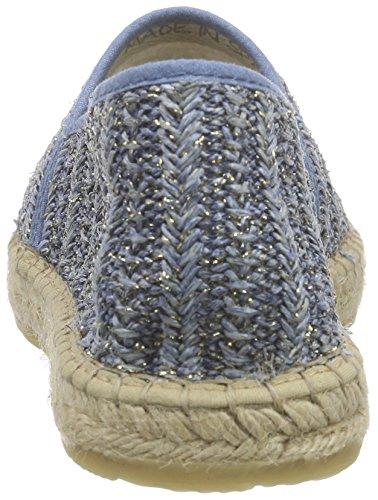 Women's Damen Blau 869 Candies Espadrilles jeans Blue Espadrille Love I Ilc RqTCaf7ZKw