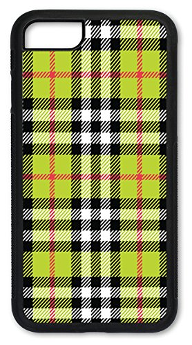 - iPhone 7 Plus Case, iPhone 8 Plus Case, Slim Fit Shell Hard Plastic Full Protective Cover Case for Apple iPhone 7 Plus/iPhone 8 Plus - Plaid
