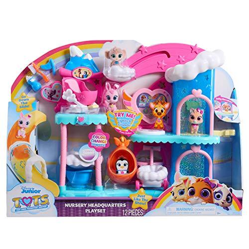 - Disney Jr T.O.T.S. T.O.T.S. Nursery Headquarters Playset