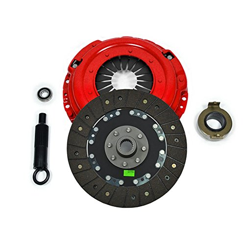 EFT STAGE 2 RIGID CARBON KEVLAR CLUTCH KIT 02-05 LEXUS IS300 3.0L I6 DOHC 2JZGE