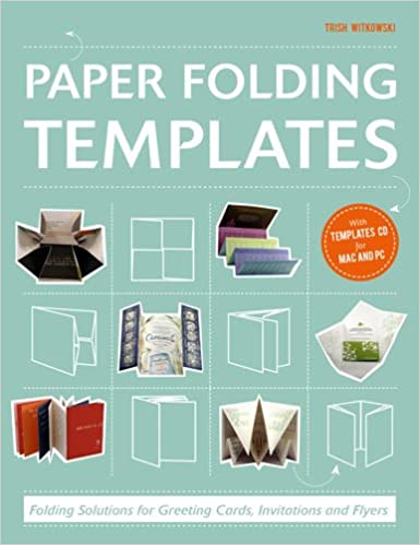 Paper Folding Templates: Trish Witkowski: 9781845434359: Amazon.com ...