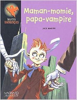 Maman sort avec un vampire