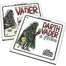 KIT Darth Vader e Filho + A Princesinha de Vader