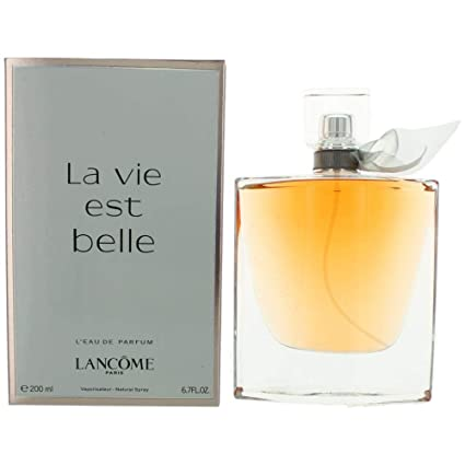 Lancome 200ml Parfummujeres Vie Est La Eau De Belle TF1c5uK3lJ