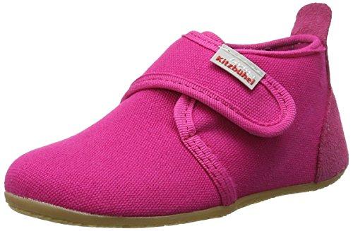 Living Kitzbühel Unisex Baby Lauflernschuhe Pink (bubblegum 365)