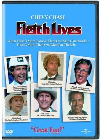 Fletch Lives [DVD] [1989] [Region 1] [US Import] [NTSC]