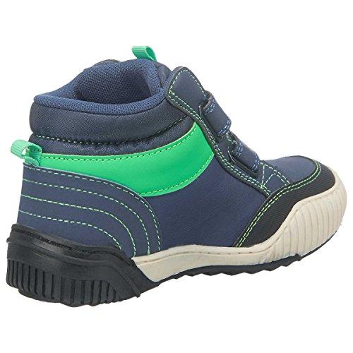 COLOR KIDS SEVILLO Klettschuhe Stiefel Boots für Jungen blau, Gr. 26