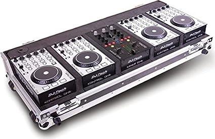 Amazon.com: DJ TECH Ultimate 4-deck – Controlador MIDI ...