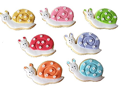 Snail or Whale Cookie Cutter Stainless Steel Sweet Cookie Crumbs C1041