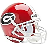 GEORGIA BULLDOGS NCAA Schutt XP Authentic MINI Football Helmet UGA