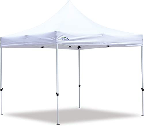 Goutime 10×10 Commercial Grade Pop Up Canopy Tent