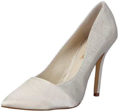 Menbur Wedding Iris Damen Pumps Elfenbein (Ivory)