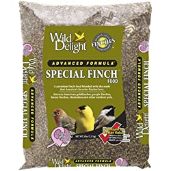 Wild Delight Special Finch Food, 5 lb