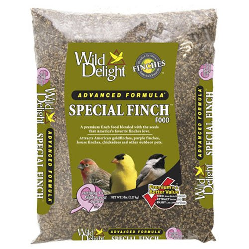 Wild Delight Special Finch Food, 5 lb by Wild Delight