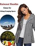 Pinspark Waterproof Hooded Jacket Women's