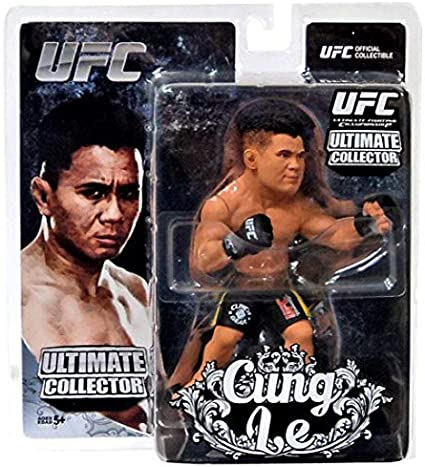 UFC CUNG LEE ACTION FIGURE  NEW