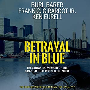 Betrayal in Blue Audiobook