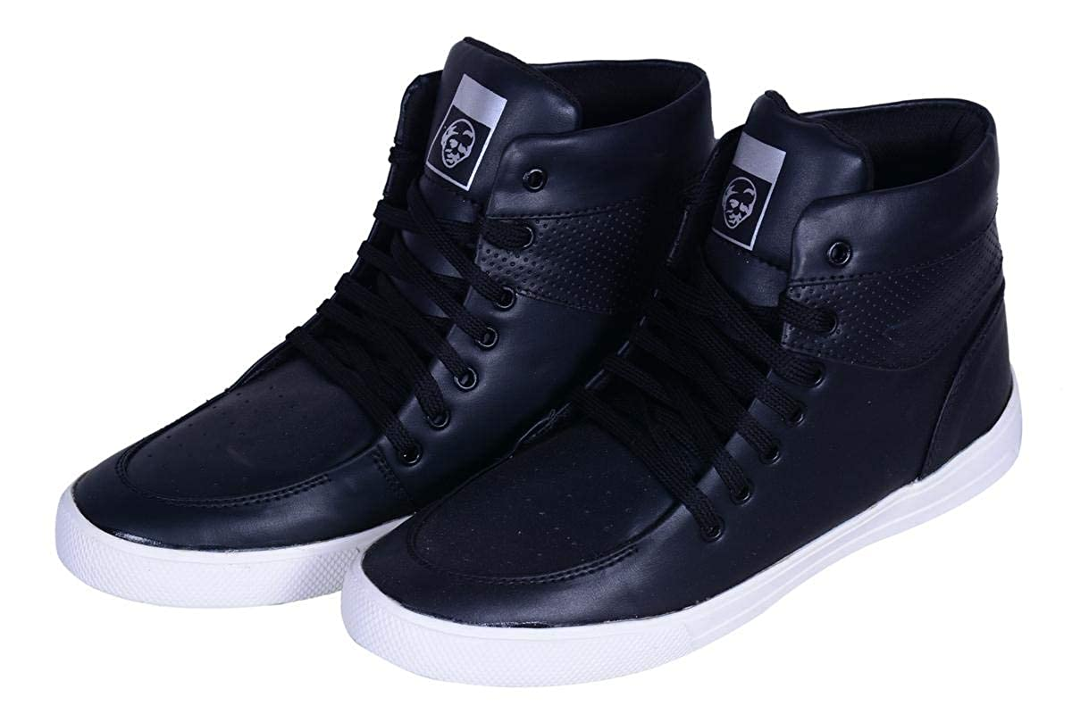 Hush Berry High Ankle/Boots Sneakers