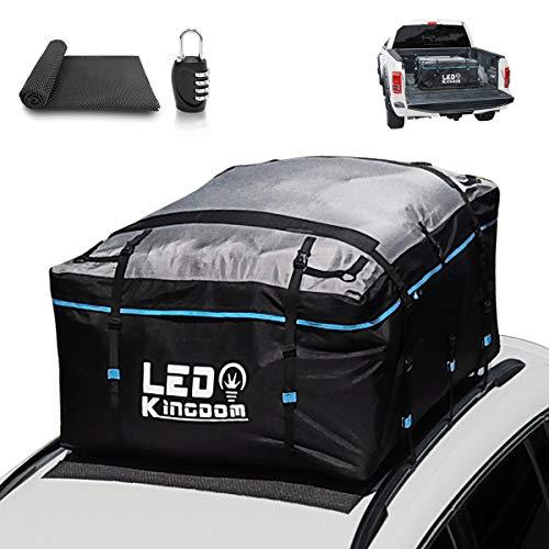 LEDKINGDOMUS Rooftop Cargo Bag
