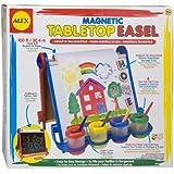 ALEX Toys Artist Studio Magnetic Tabletop Easel Wood