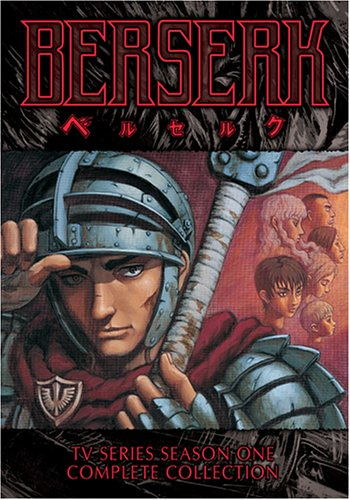 Berserk: Season 1 Complete Collection by Anime Works