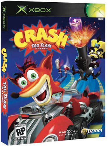 Crash Tag Team Racing (Crash Team Bandicoot Tag Racing)