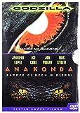 Godzilla / Anaconda (English audio. English subtitles)