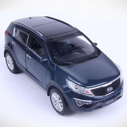 Kia Sportage R 2013 Black Diecast Front Door Open Pul Backkia Sportage R 2013 Black Diecast Front Door Open Pul Back By Clover