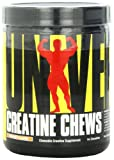 Universal Nutrition 100% Pure Creapure Creatine Monohydrate Chews Orange 144 Count