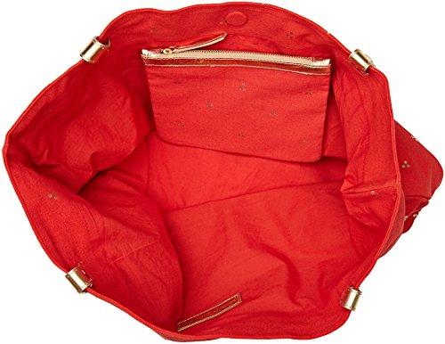 Paprika Gabriel Mendigote Rouge Cabas Rouge Petite Clea cW1pnW
