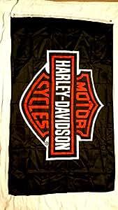 Semillas de Melón Harley Motos Bandera 3* 5Foot