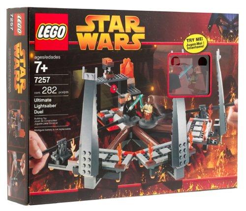 Ultimate Lightsaber Duel (LEGO Star Wars Ultimate Lightsaber Duel)