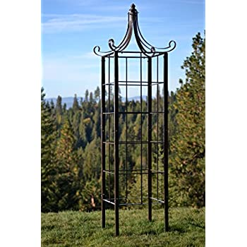 Amazon H Potter Trellis Wrought Iron Ornamental Garden