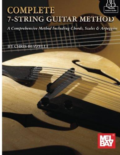 Complete 7-String Guitar Method 7 String Jazz Guitar