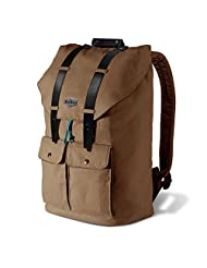 "TruBlue The Original+ Adaptable Backpack for 15.6"" Laptops, Black Rock/Leather"